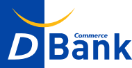 D Commerce Bank Logo